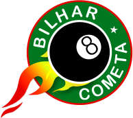 Logotipo da empresa Bilhar cometa